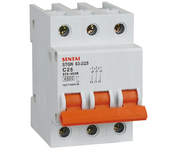 STGN series mini circuit breaker manufacturers from china
