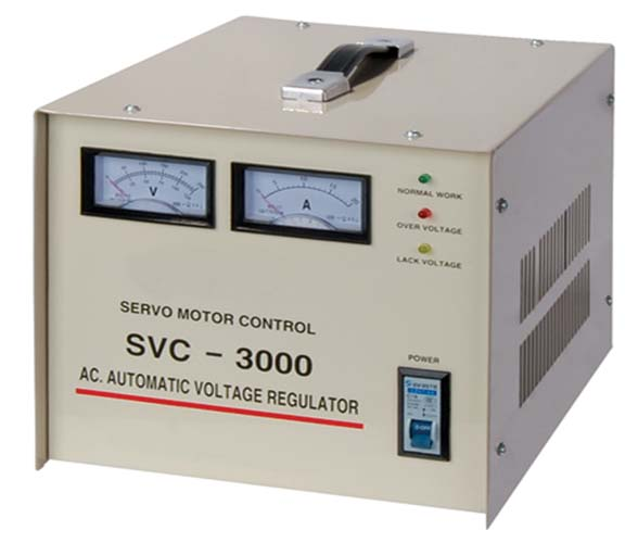 SVC TND full automatic ac stabilizer manufacturers from china