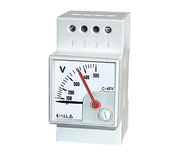 DIN rail panel meter manufacturers from china