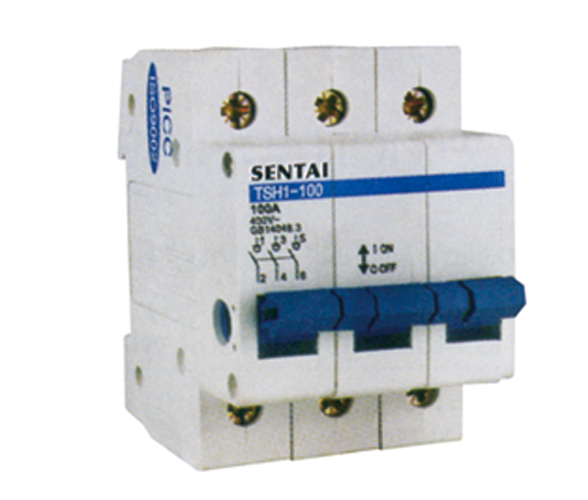 TSH1-100(HL) series isolation switch manufacturers from china