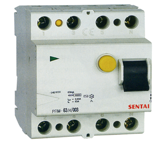 PFIM series earth leakage circuit breaker  manufacturers from china