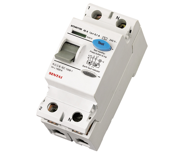 RC series earth leakage circuit breaker manufacturers from china