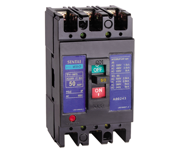 NF-CS series moulded case circuit breaker exporters from China