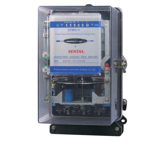 DT862 series three phase energy meter manufacturers from china