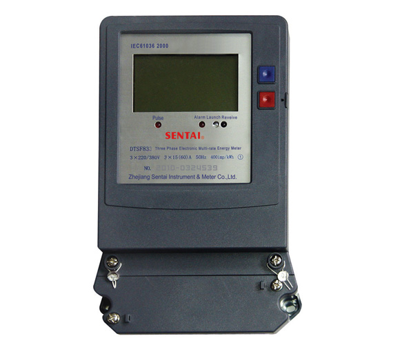 DTSF833 Series Three Phase Multi-rate Energy Meter